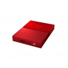 Внешний жесткий диск wdc usb3 1tb ext. 2.5'' red WDBBEX0010BRD-EEUE