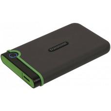 Жесткий диск Transcend TS2TSJ25M3S USB 3.0 2Tb StoreJet 25M3S (5400rpm) 2.5'' серый TS2TSJ25M3S
