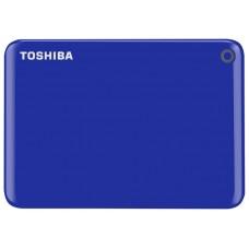 Жесткий диск Toshiba usb 3.0 500gb hdtc805ec3aa canvio connect ii 2.5'' золотистый HDTC805EC3AA