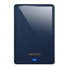 Внешний жесткий диск A-DATA HV620S. 1TB. 2.5'' . USB 3.1. SLIM. темно-синий AHV620S-1TU31-CBL