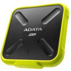 A-Data SD700 256Gb Yellow ASD700-256GU31-CYL