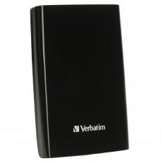 Внешний жесткий диск 0500Gb VERBATIM USB 3.0 Store'n'Go Black New