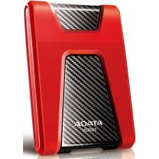 A-Data DashDrive Durable HD650 1Tb USB 3.0 Red AHD650-1TU31-CRD AHD650-1TU31-CRD