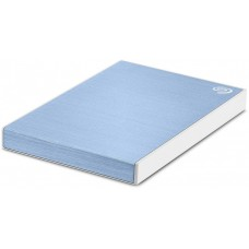 Seagate Backup Plus Slim 1Tb Light-Blue STHN1000402 STHN1000402
