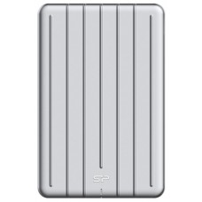 Внешний накопитель SSD Silicon Power 256Gb Bolt B75 .SP256GBPSDB75SCS. (USB 3.1 Gen1 Type C. 440/430Mbs. противоударный MIL-STD 810G SP256GBPSDB75SCS