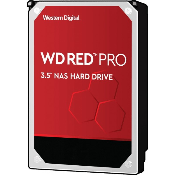 Жесткий диск WD Original SATA-III 10Tb WD102KFBX NAS Red Pro (7200rpm) 256Mb 3.5''