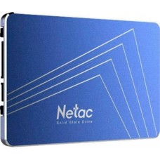 Накопитель SSD 2.5'' Netac 120Gb N535S Series (NT01N535S-120G-S3X) Retail (SATA3, up to 510/440MBs, 3D TLC, 7mm)