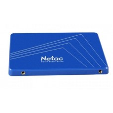 Накопитель SSD 2.5'' Netac 256Gb N600S Series (NT01N600S-256G-S3X) Retail (SATA3, up to 540/490MBs, 3D TLC, 7mm)