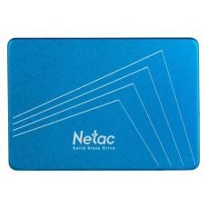 Накопитель SSD 2.5'' Netac 60Gb N535S Series (NT01N535S-060G-S3X) Retail (SATA3, up to 400/200MBs, 3D TLC, 7mm)