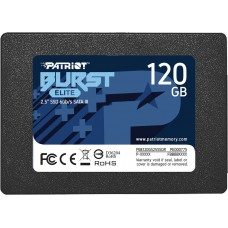 Жесткий диск SSD SATA2.5'' 120GB BURST PBE120GS25SSDR PATRIOT