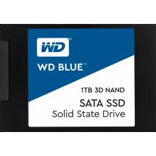 Накопитель SSD WD Original SATA III 1Tb WDS100T2B0A WD Blue 2.5''