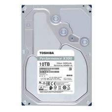 Жесткий диск Toshiba SATA-III 10Tb HDWR11AUZSVA X300 (7200rpm) 256Mb 3.5''