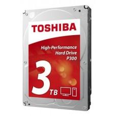 Жесткий диск Toshiba sata-iii 3tb hdwd130ezsta p300 (7200rpm) 64mb 3.5'' rtl HDWD130EZSTA