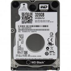 Жесткий диск Western digital 2.5'' 320gb wd3200lplx black. sata3 (32mb. 7200rpm. 7mm) WD3200LPLX