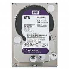 Жесткий диск western digital sata 6tb 6gb/s 64mb purple wd60purz WD60PURZ