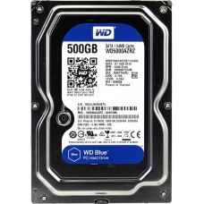 Жесткий диск Western Digital WD Blue Desktop 500 GB (WD5000AZRZ) WD5000AZRZ