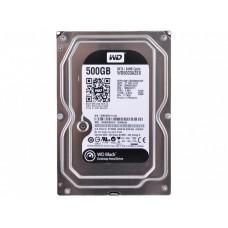 Жесткий диск 500 Gb Western Digital WD5003AZEX Caviar Black. SATA III 7200rpm. 64Mb WD5003AZEX