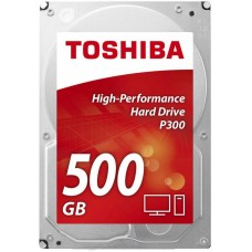 Жесткий диск Toshiba sata-iii 500gb hdwd105ezsta p300 (7200rpm) 64mb 3.5'' rtl HDWD105EZSTA