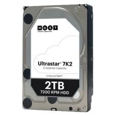 Жесткий диск Hgst 3.5'' 2 tb 7200rpm 128mb cache sataiii 1w10002 HUS722T2TALA604