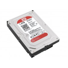 Жесткий диск 1Tb Western Digital WD10EFRX Caviar Red. SATA III IntelliPower. 64Mb. for NAS WD10EFRX
