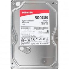 Жесткий диск 3.5 0500GB TOSHIBA P300 HDWD105UZSVA