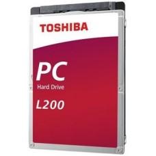 Жесткий диск Toshiba HDWL110EZSTA SATA-III 1Tb L200 Slim (5400rpm) 128Mb 2.5'' Rtl HDWL110EZSTA