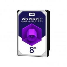 Жесткий диск WD Purple WD81PURZ 8ТБ 3,5'' 5400RPM 256MB (SATA-III) DV&NVR