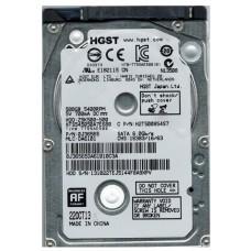 Жесткий диск HGST SATA-III 500Gb HTS545050A7E680 Travelstar Z5K500 (5400rpm) 8Mb 2.5'' 0J38065