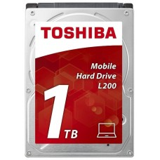Жесткий диск Toshiba SATA-III 1Tb HDWL110UZSVA L200 Slim (5400rpm) 128Mb 2.5'' HDWL110UZSVA