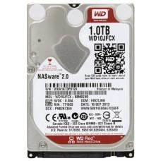 Жесткий диск WD SATA-III 1Tb WD10JFCX Red (5400rpm) 16Mb 2.5'' WD10JFCX