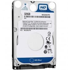 Жесткий диск WD WD3200LPCX Blue (5400rpm) sata-III 320Gb 8mb 2.5'' WD3200LPCX