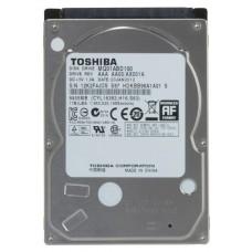 Жесткий диск Toshiba mq01abd100m sata II 1tb 5400rpm 8mb 2.5'' MQ01ABD100M
