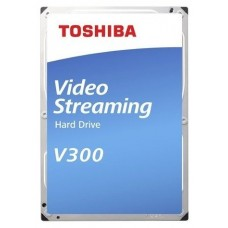 Жесткий диск Toshiba HDWU120UZSVA SATA-III 2Tb Video Streaming V300 (5700rpm) 64Mb 3.5'' HDWU120UZSVA