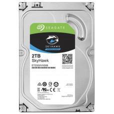 Жесткий диск Seagate SATA-III 2Tb ST2000VX008 Skyhawk (5900rpm) 64Mb 3.5'' ST2000VX008