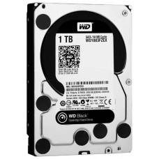 Жесткий диск WESTERN DIGITAL WD Black 1Tb SATA-III  WD1003FZEX  (7200rpm) 64Mb 3.5'' WD1003FZEX