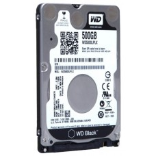 Жесткий диск Western digital sata 500gb wd5000lplx black (7200rpm) 32mb 2.5'' WD5000LPLX