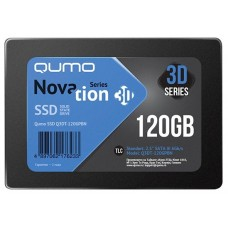 Qumo Novation TLC 3D SSD 120Gb Q3DT-120GPBN