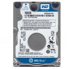 Жесткий диск 2.5 0500GB WD BLUE MOBILE WD5000LPCX