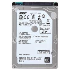 Жесткий диск 2.5 1000Gb HITACHI TRAVELSTAR 7K1000 HTS721010A9E630