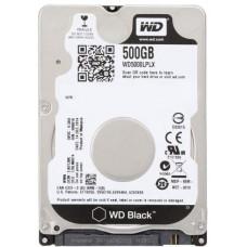 Жесткий диск 2.5 0500Gb WD BLACK WD5000LPLX