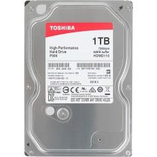 Жесткий диск 3.5 1000Gb TOSHIBA P300 HDWD110UZSVA
