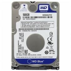 Жесткий диск 2.5 0500GB WESTERN DIGITAL WD5000LPCX