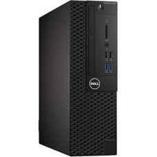 ПК Dell Optiplex 3050 SFF.Pentium G4560 (3.5GHz).4GB (1x4GB) DDR4.500GB (7200 rpm).Intel HD 610.Linux.TPM.DVD 3050-0382