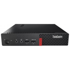 ПК Lenovo ThinkCentre M710q Tiny slim P G4560T/4Gb/500Gb/HDG/noOS/GbitEth/WiFi/BT/клавиатура/мышь 10MRS03S00