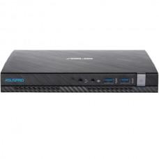Неттоп Asus VivoPC E520-B098M slim i5 7400T (2.4)/8Gb/SSD256Gb/HDG630/noOS/GbitEth/WiFi/BT/65W/черный/90MS0151-M00980