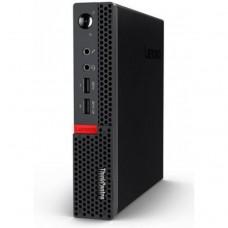 ПК Lenovo ThinkCentre M625q slim E2 9000e (1.5)/4Gb/SSD128Gb/R2/noOS/GbitEth/65W/клавиатура/мышь/черный 10TL0014RU