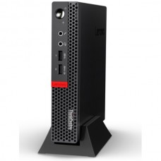 ПК Lenovo ThinkCentre M625q slim A9 9420E (1.8)/4Gb/1Tb 5.4k/R5/noOS/GbitEth/WiFi/BT/65W/клавиатура/мышь/черный 10TF001HRU