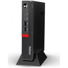 ПК Lenovo ThinkCentre M625q slim A9 9420E (1.8)/4Gb/SSD128Gb/R5/noOS/GbitEth/65W/клавиатура/мышь/черный 10TF001KRU