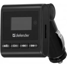 Плейер FM-трансмиттер DEFENDER RT-Basic