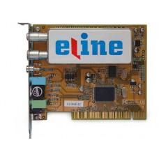 ТВ-тюнер БУ E-LINE 701013824691 [PCI]